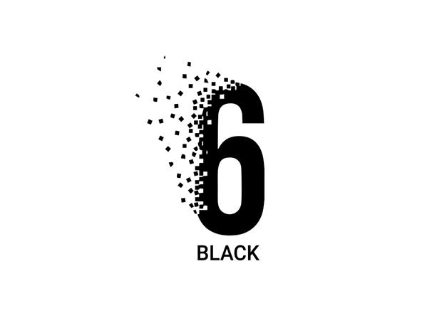 6 Black image