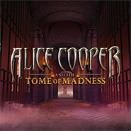 Alice Cooper and the Tome of Madness image