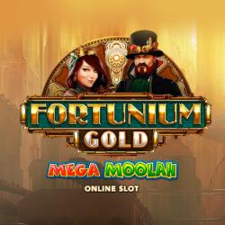 Fortunium Gold Mega Moolah image