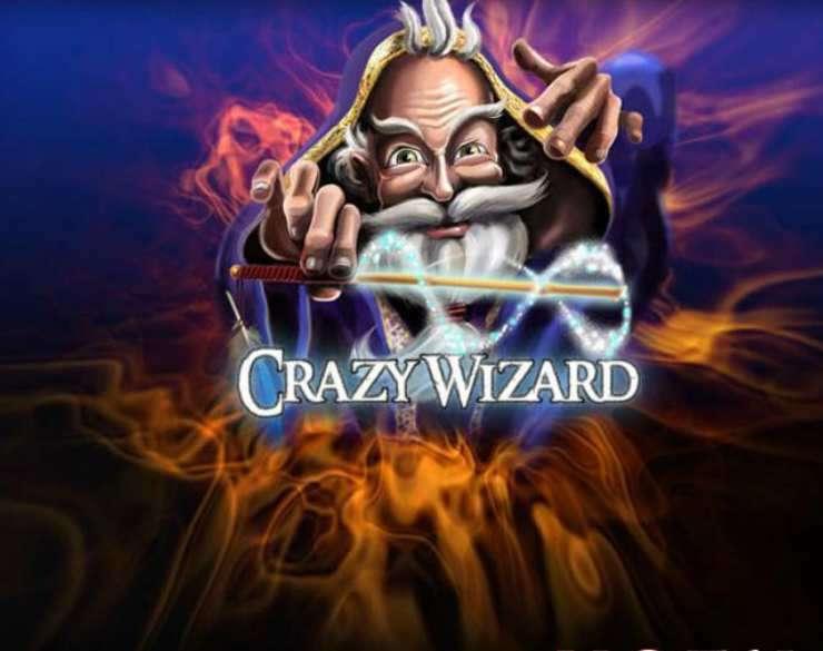 Crazy Wizard image