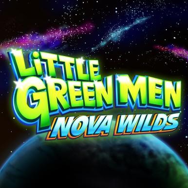 Little Green Men Nova Wilds image