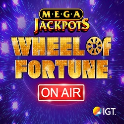 Mega Jackpots Wheel Of Fortune On Air image