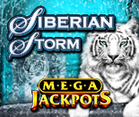 Siberian Storm Mega Jackpots image