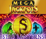 Mega Jackpots Star Lanterns image