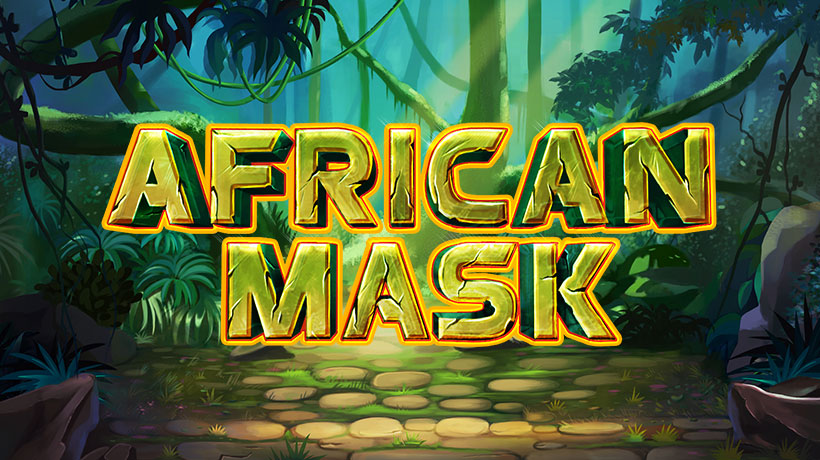 African Mask image