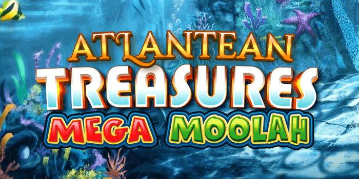 Atlantean Treasures Mega Moolah image