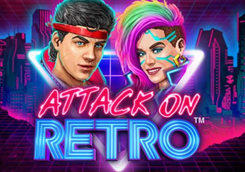Attack On Retro image