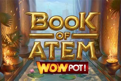 Book Of Atem Wowpot image