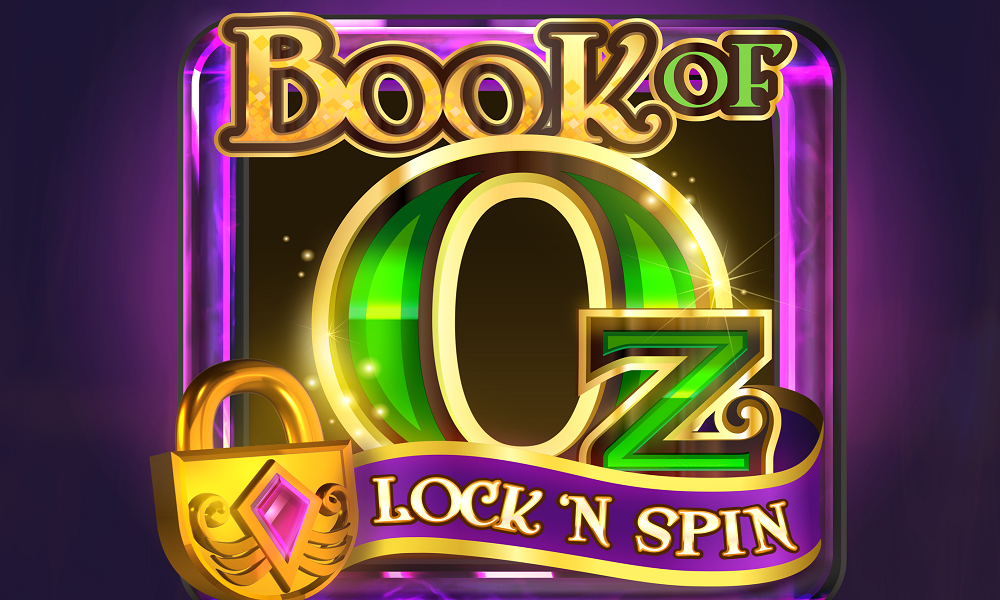 Book Of Oz Lock N Spin image