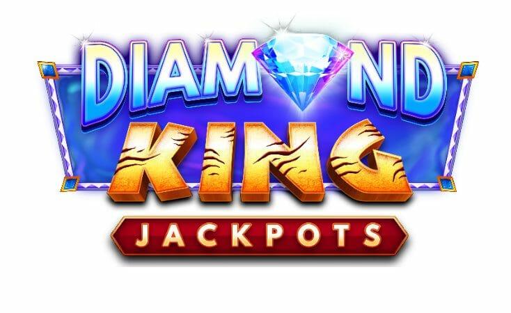 Diamond King Jackpots image