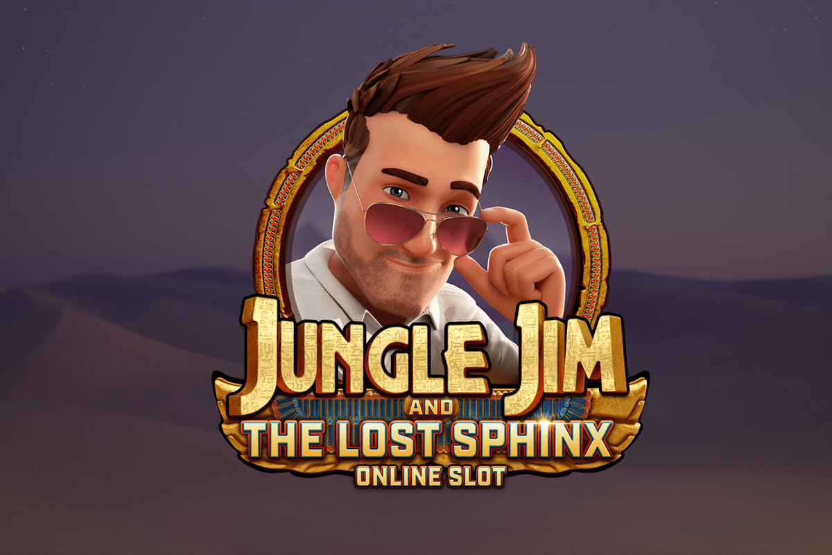 Jungle Jim And The Lost Sphinx image