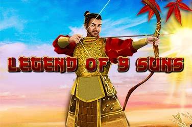 Legend Of 9 Suns image