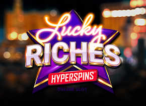 Lucky Riches Hyperspins image