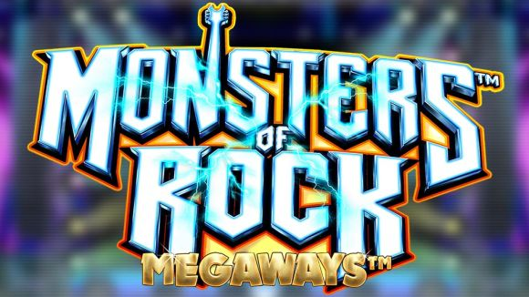 Monsters Of Rock Megaways image