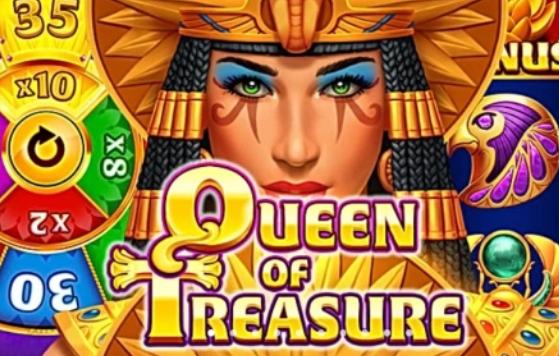 Queen Of Treasure image