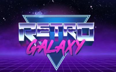 Retro Galaxy image