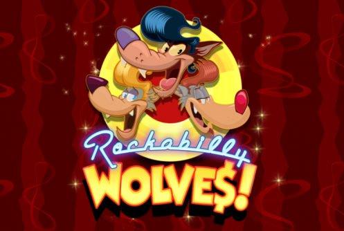Rockabilly Wolves image