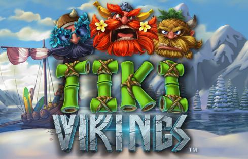 Tiki Vikings image
