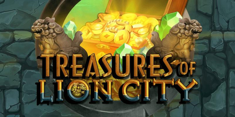 Treasures Of Lion City image