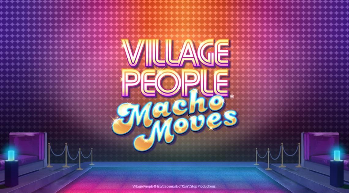 Village People Macho Moves image