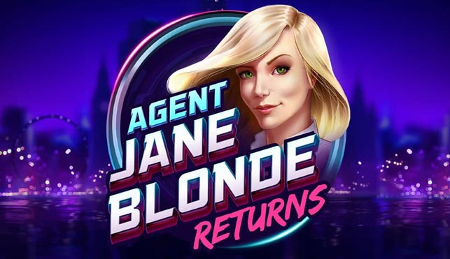 Agent Jane Blonde Returns image