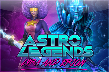 Astro Legends Lyra And Erion image