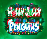 Holly Jolly Penguins image