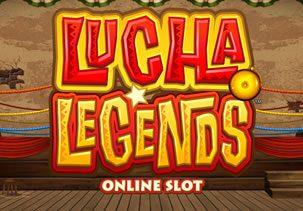 Lucha Legends image