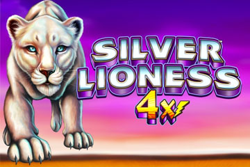 Silver Lioness 4x image
