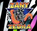 Zany Zebra image