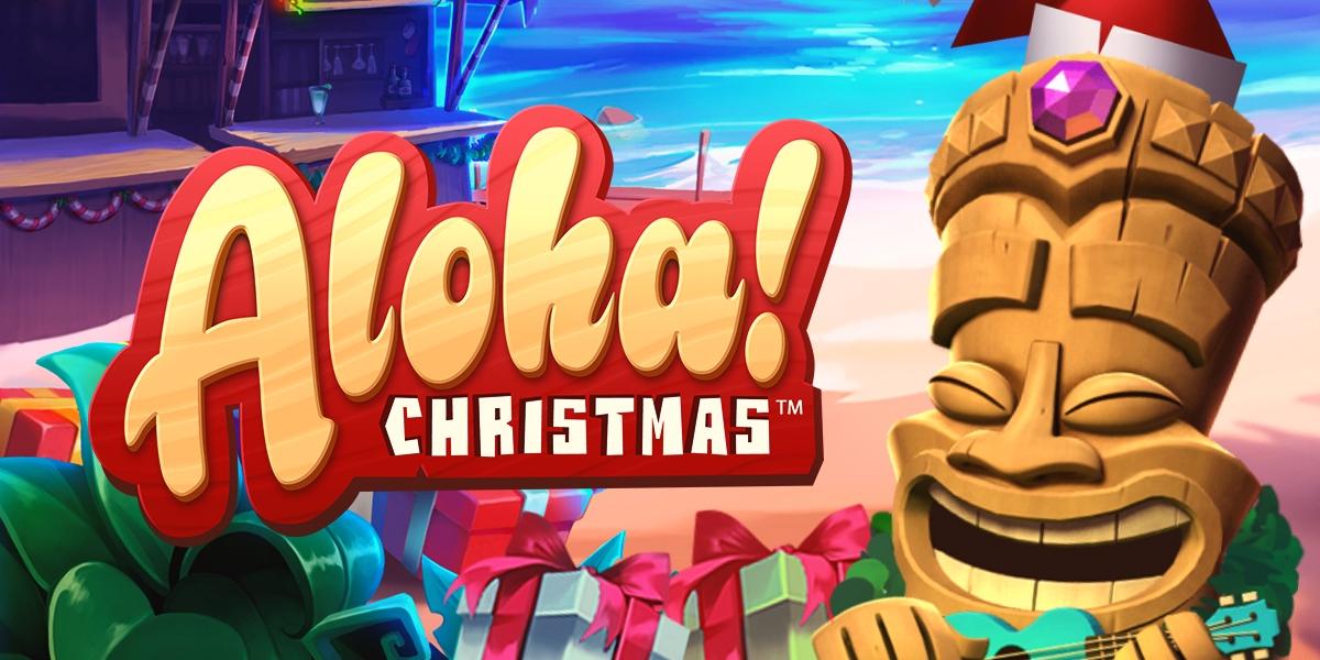 Aloha Christmas image