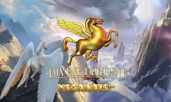 Divine Fortune Megaways image