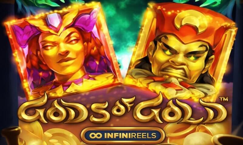 Gods Of Gold Infinireels image