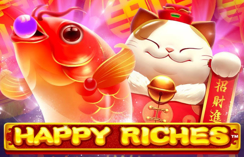 Happy Riches image