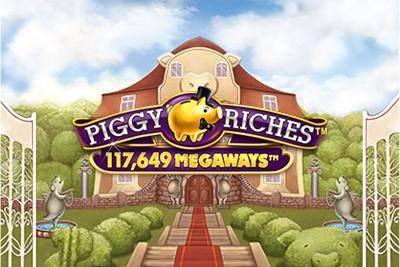 Piggy Riches MegaWays image