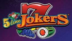 5 Line Jokers image