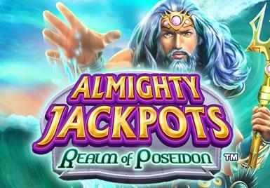Almighty Jackpots Realm Of Poseidon image
