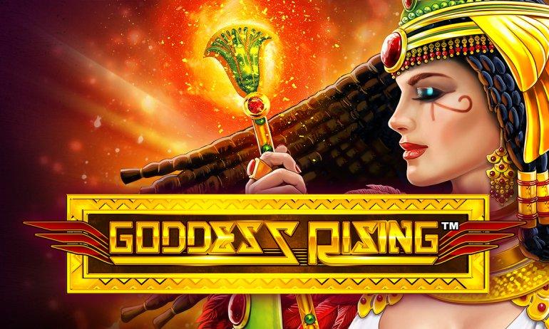 Goddess Rising image