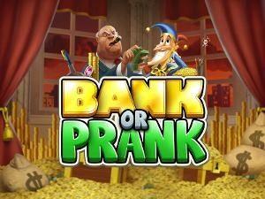Bank Or Prank image