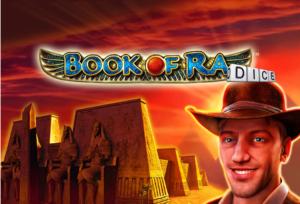 Book of Ra Dice image