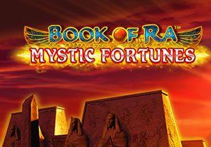 Book Of Ra Mystic Fortunes image