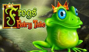 Frogs Fairy Tale image
