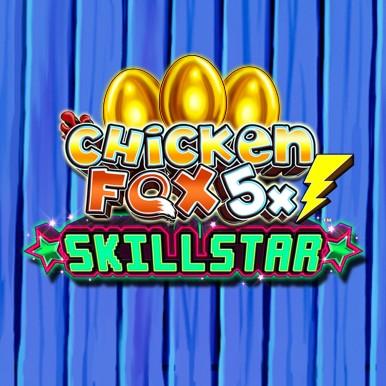 Chicken Fox 5x Skillstar image