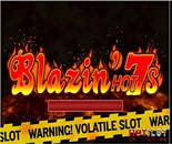 Blazin Hot 7s image