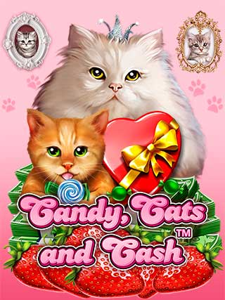 Candy Cats And Cash image