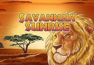 Savannah Sunrise image