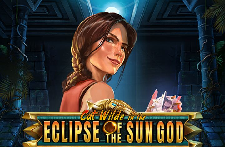 Cat Wilde In The Eclipse Of The Sun God image