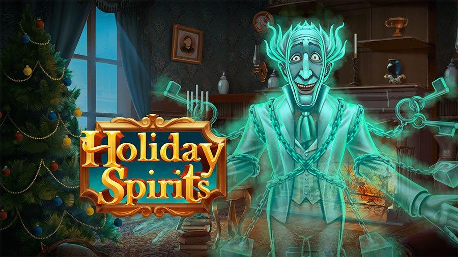 Holiday Spirits image