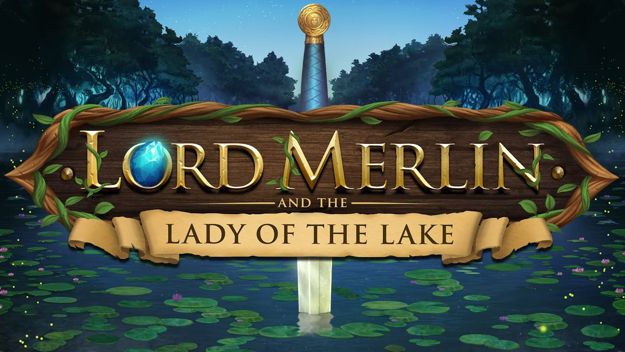 Lord Merlin Lady Of The Lake image