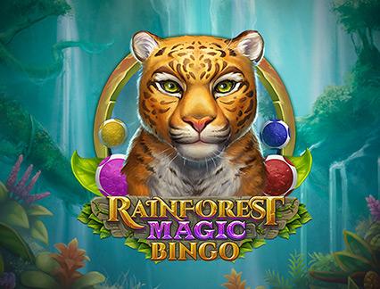 Rainforest Magic Bingo image